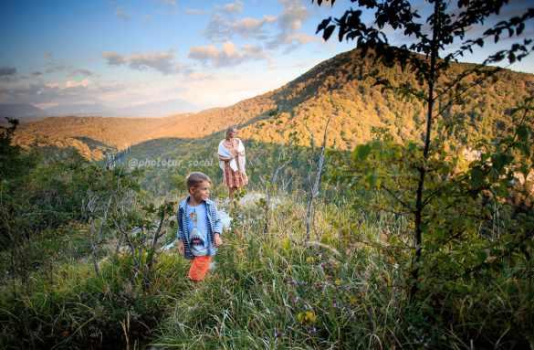 Фотосессия Орлиные скалы в Сочи