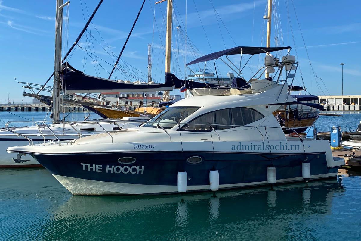 Аренда яхт в Морском порту Сочи