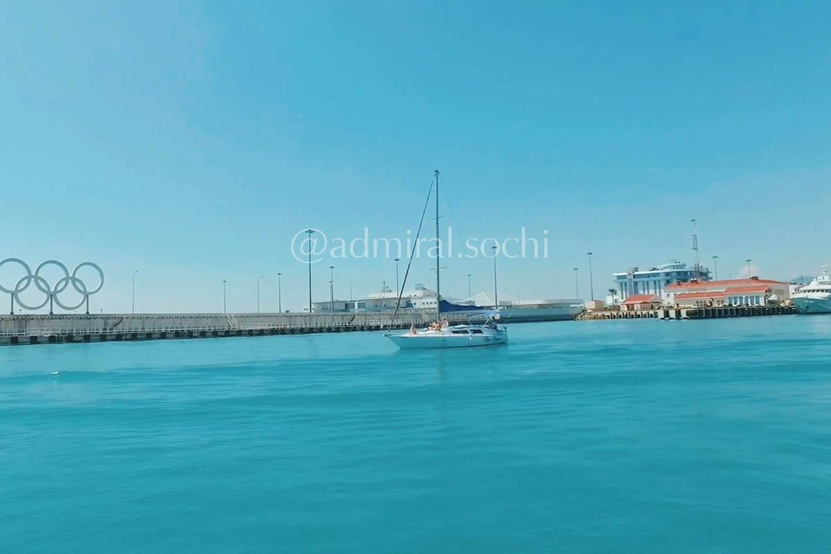 Пассажирский терминал Морского порта Сочи